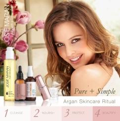 Josie-Maran-Pure-Simple-Argan-Skincare-Ritual-1